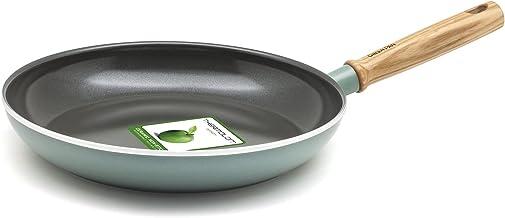 GreenPan Mayflower Induction Safe Healthy Ceramic Nonstick Frying Pan 24cm Sky Blue