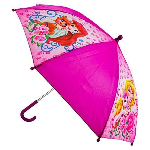 Disney Prinzessin Palast Haustiere Regenschirm
