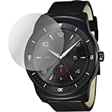 phonenatic 4 x pellicola protettiva chiaro compatibile con lg g watch r pellicole protettive