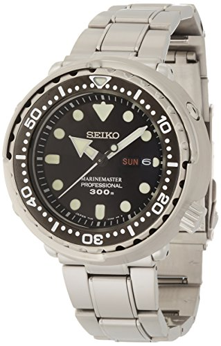 Seiko Prospex SBBN031 Men's Analog Japanese Quartz 300m Water Resistant Watch (Japan Domestic Genuine Products)