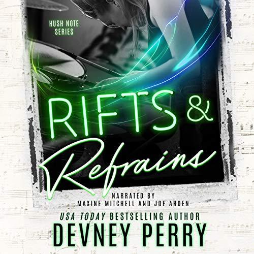 Page de couverture de Rifts and Refrains