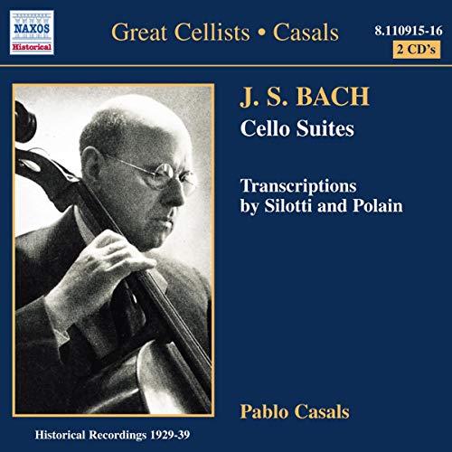 Suites Para Violonchelo 1-6 (Pau Casals)