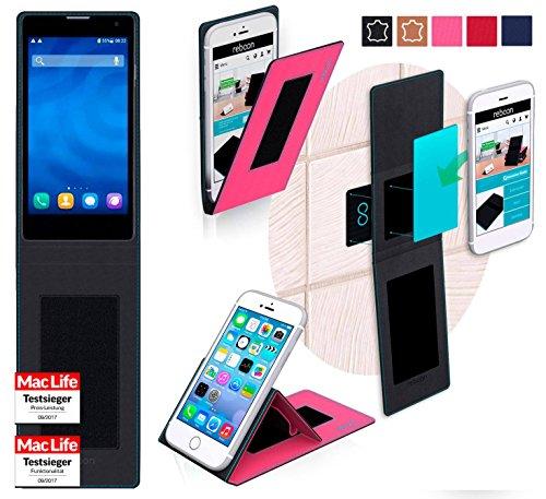 Hülle für Huawei Honor 3C 4G Tasche Cover Hülle Bumper | Pink | Testsieger