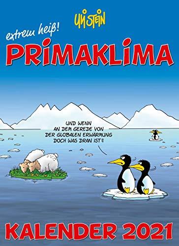 Uli Stein – Primaklima Kalender 2021: Monatskalender für die Wand