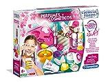 Ciencia y Juego- Juego Laboratorio Perfume+cosmético45x31 cosméticos (Clementoni 55190.3) , color/modelo surtido