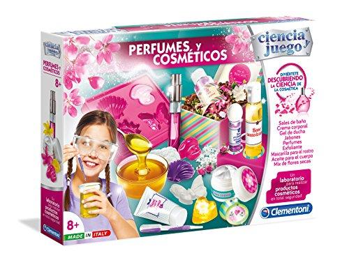 Ciencia y Juego- Juego Laboratorio Perfume+cosmético45x31 c