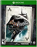 Batman: Arkham Asylum exposes players to a dark and atmospheric adventure that takes them into the depths of Arkham Asylum. Batman Arkham City introduces a brand-new story that draws together an all-star cast of classic characters and murderous villa...