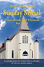 St. Joseph Sunday Missal and Hymnal for 2018: Canadian Edition