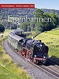 Eisenbahnen 2020: Foto-Wochenkalender - Korsch Verlag