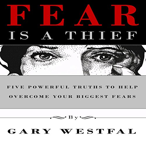 Fear Is a Thief audiobook cover art