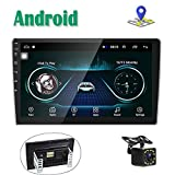 Android Autoradio GPS Navi 2 Din Lettore Stereo Camecho 10'' Touch Screen Bluetooth WIFI FM...
