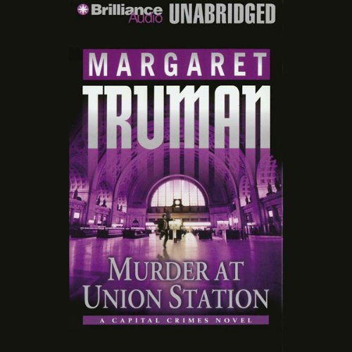 Murder at Union Station cover art