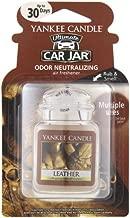 Yankee Candle Car Jar Ultimate, Leather