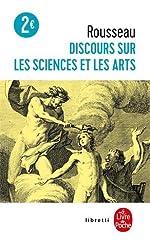 Discours sur les sciences et les arts de Jean-Jacques Rousseau