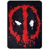 Deadpool Blanket- Officially Licensed Deadpool Splat...