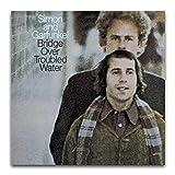 Simon & Garfunkel S Albumcover - Bridge Over Troubled Water