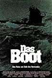 IFUNEW Vlies Leinwandbild DAS Boot Film Jürgen Prochnow