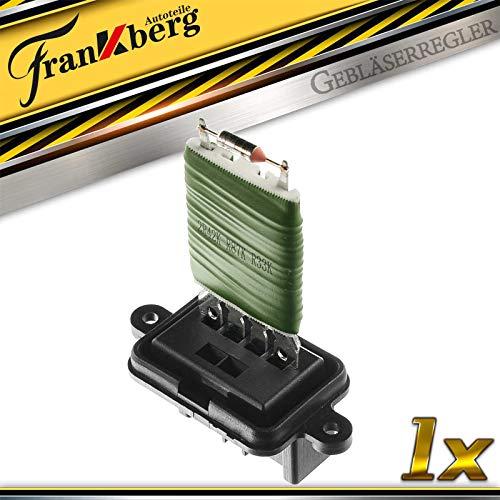 Regulador del ventilador del motor del ventilador de resistencia para 500 500C / 595C / 695C 312 Doblo Panda Ypsilon 1995-2018 46723713