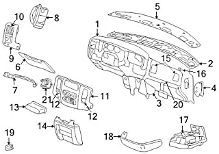 COVER-INSTRUMENT PANEL