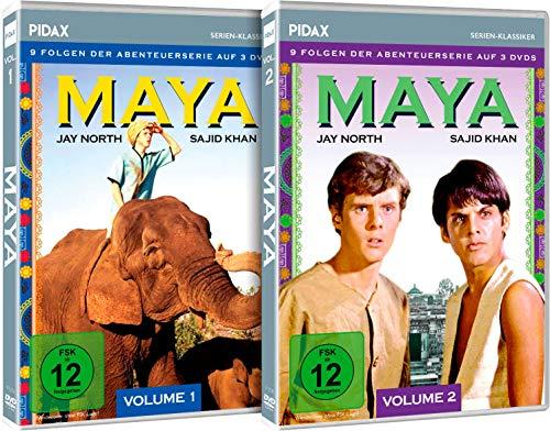 Maya - Gesamtedition (6 DVDs)