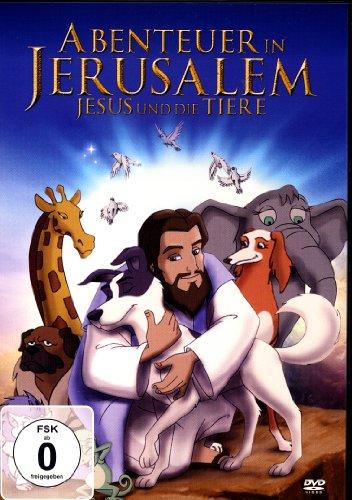 ABENTEUER IN JERUSALEM - Jesus und die Tiere (DVD)