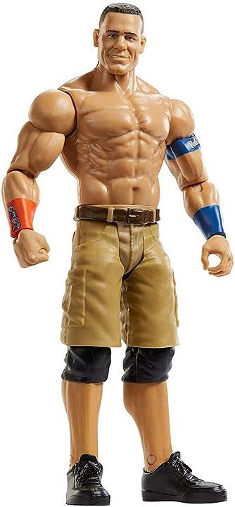 John cena action figure - serie 74  wwe dxg06