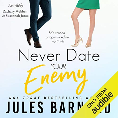 Never Date Your Enemy cover art
