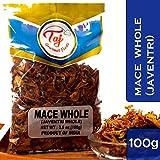 TAJ Premium Indian Mace Whole, Javathri, 3.5-Ounce