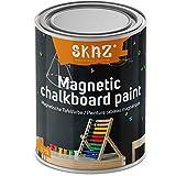 Lavagna magnetica 2 in 1, per interni, perfetta per la camera dei bambini, colore nero