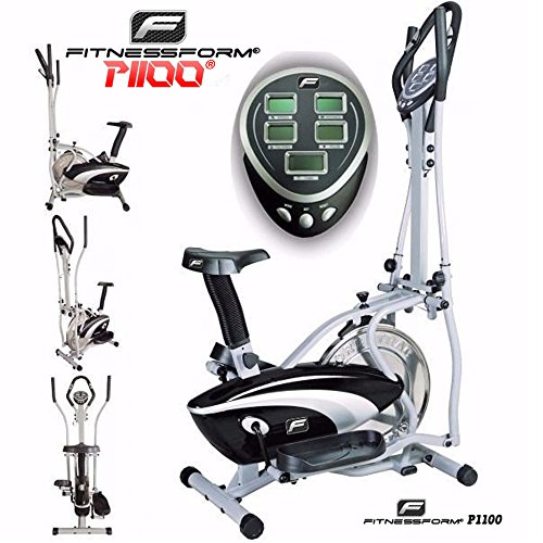 Fitnessform P1100 Cross Trainer 2-in-1 Fitness...