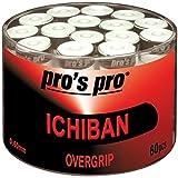 60 Overgrip Ichiban Tape blanco tennis grips Cinta para mang