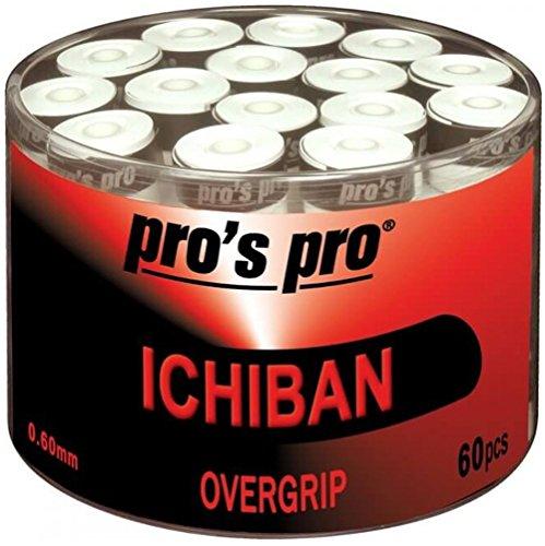 Pro 60 Griffbänder Ichiban weiss
