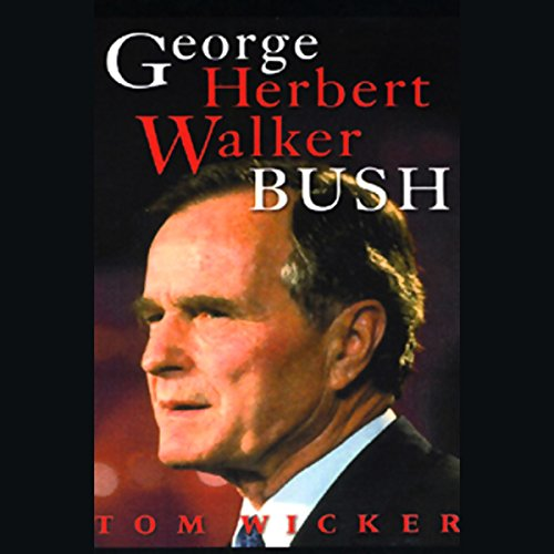 George Herbert Walker Bush audiobook cover art