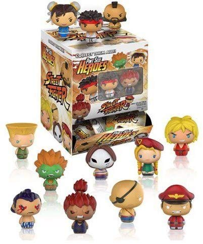 Funko 13139-PS-1MT Pint Size Hero: Street Fighter...