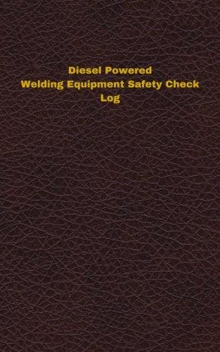 Diesel Powered Welding Equipment Safety