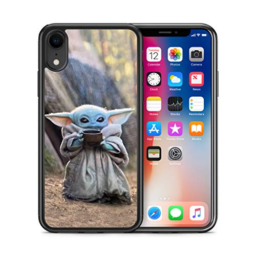 ModifiedCases Star Wars Phone Case Compatible with iPhone XR (Baby YO-DA)