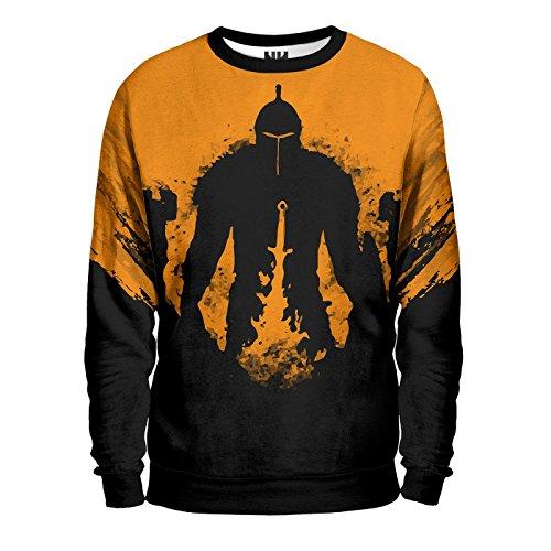 Noorhero - Sweat-Shirt Homme - Dark Souls Bonfire