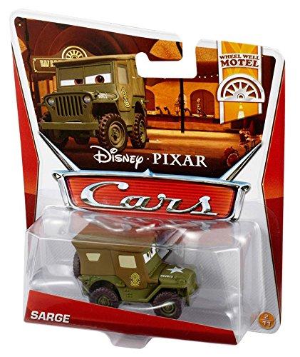 Mattel Disney/Pixar Cars Sarge Diecast Vehicle