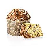 Golosone al cioccolato Mario Senza Glutine - Dolce di Natale - Artigianale - Panettone Senza glutine - 500g Confezione Regalo