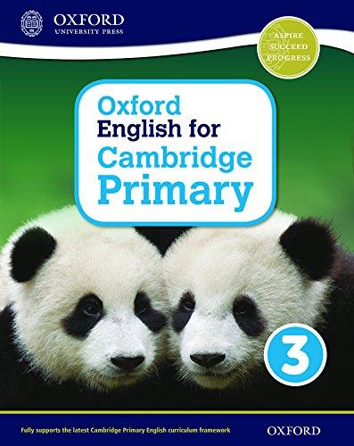 Oxford English for Cambridge Primary SB 3 (International Primary)