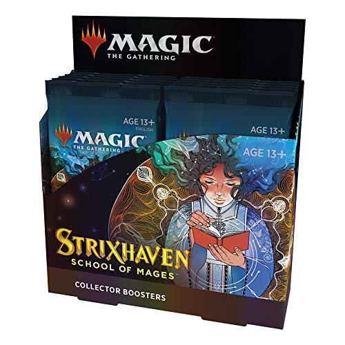 MTG マジック:ザ・ギャザリング ストリクスヘイヴン:魔法学院 コレクター・ブースター 英語版 BOX C84390000