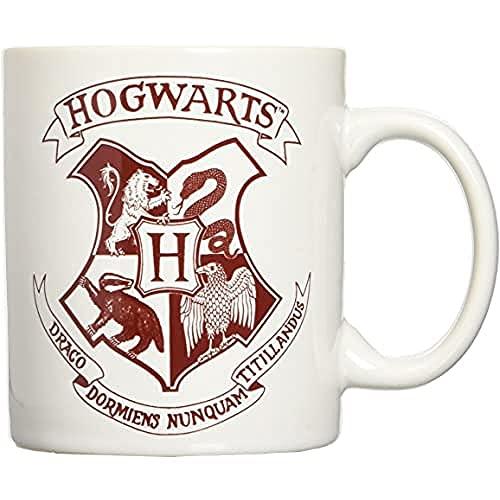 Mug Boxed 350ml Harry Potter Hogwarts Cr