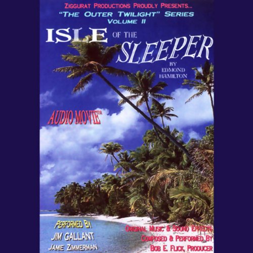 Isle of the Sleeper audiobook cover art