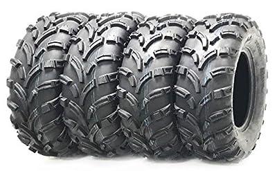 Set of 4 WANDA ATV/UTV Tires P373