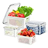 TBMax Fresh Produce Storage Containers with...