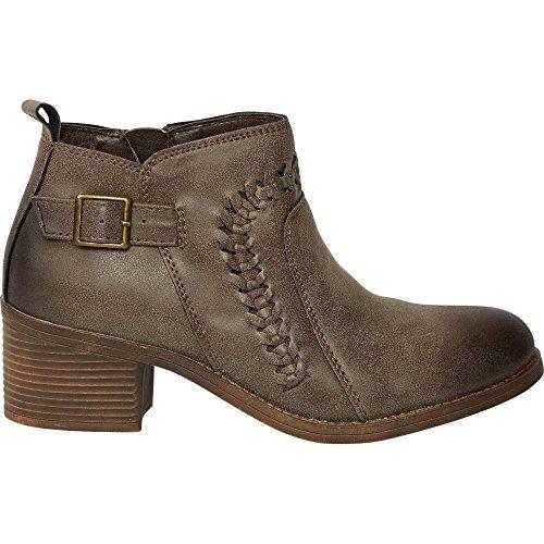Billabong Women's Take a Walk Boot, Espresso, 10 M US