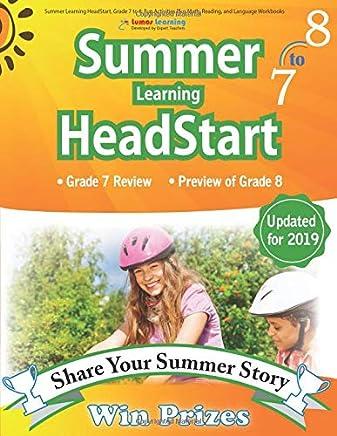 Summer Learning HeadStart, Grade 7 to 8: Fun Activities Plus