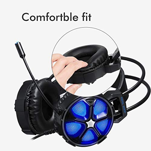 Comfortable Stereo Gaming Headset