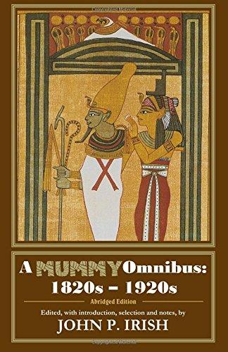 A Mummy Omnibus: 1820s - 1920s (Abridged Edition) (Monster Omnibus...
