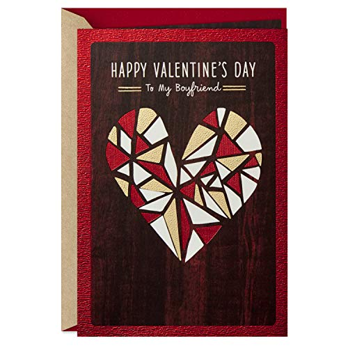 Hallmark Valentines Day Card for Boyfriend (Have I Told You Lately)
